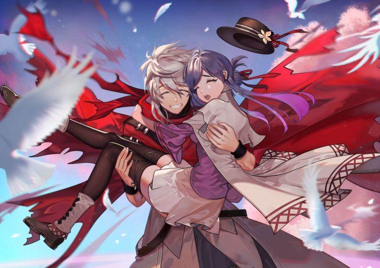 Plunderer Anime Wallpaper Hd