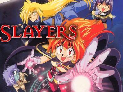 slayers anime series 1995