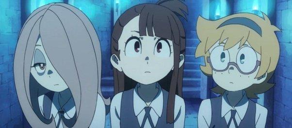Atsuko Sucy and Lotte.