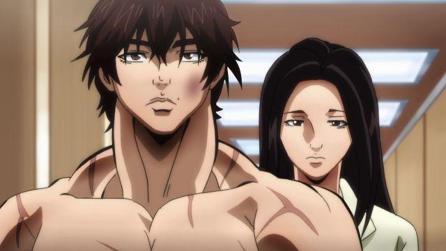 Baki anime series characters