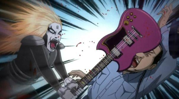 Detroit Metal City anime