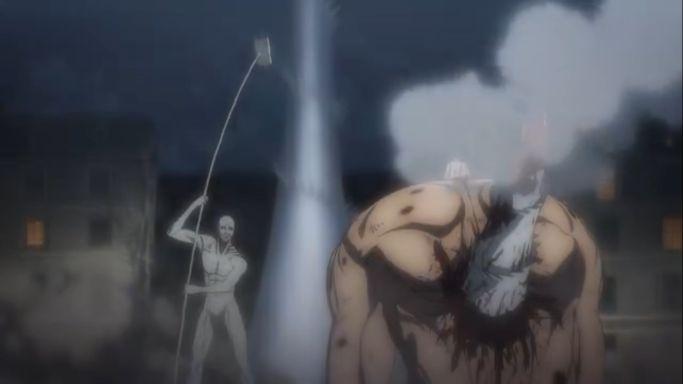 Eren vs Warhammer Titan Attack on Titan season 4