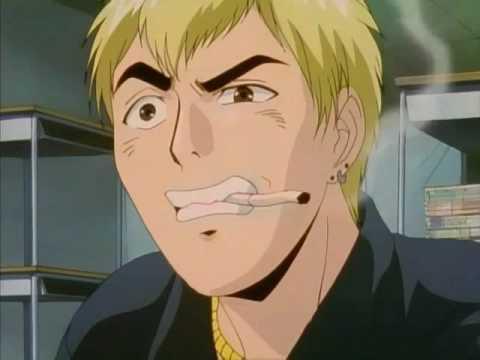 Great Teacher Onizuka teacher blond