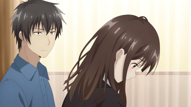 Higehiro yoshida and sayu moments