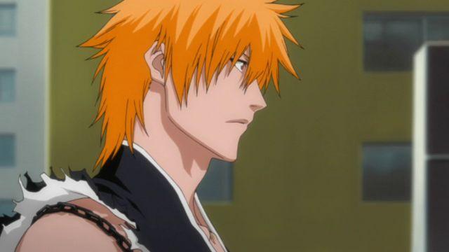 Ichigo kurosaki bleach dangai power