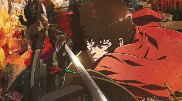 Kurozuka anime character