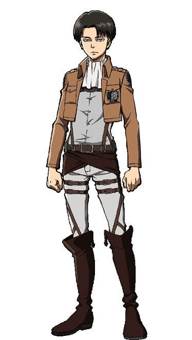 Levi Ackerman outfit
