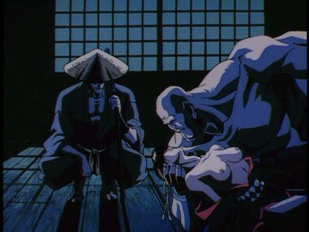 Ninja Scroll anime 1993