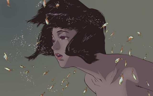 Perfect Blue 1997 movie girl