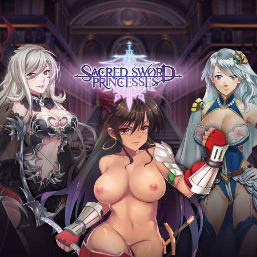 Sacred Sword Princesses cover
