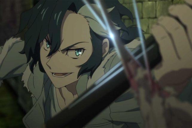 Sirius anime fight scene