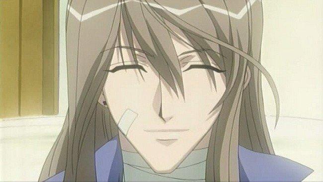 Soubi Agatsuma loveless smile