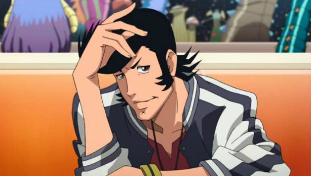 Space Dandy series character 1