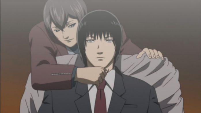 Texhnolyze characters anime