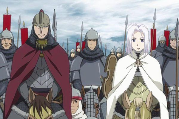 The Heroic Legend of Arslan series