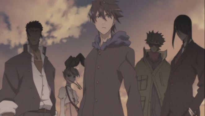 Tokyo Majin characters