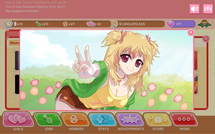 crush crush screenshot hentai game