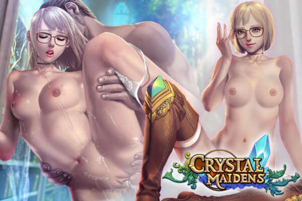 crystal maidens nutaku sexy girls