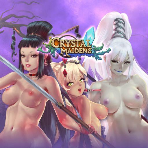 crystal maidens nutaku startegy game