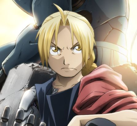edward elric art cover