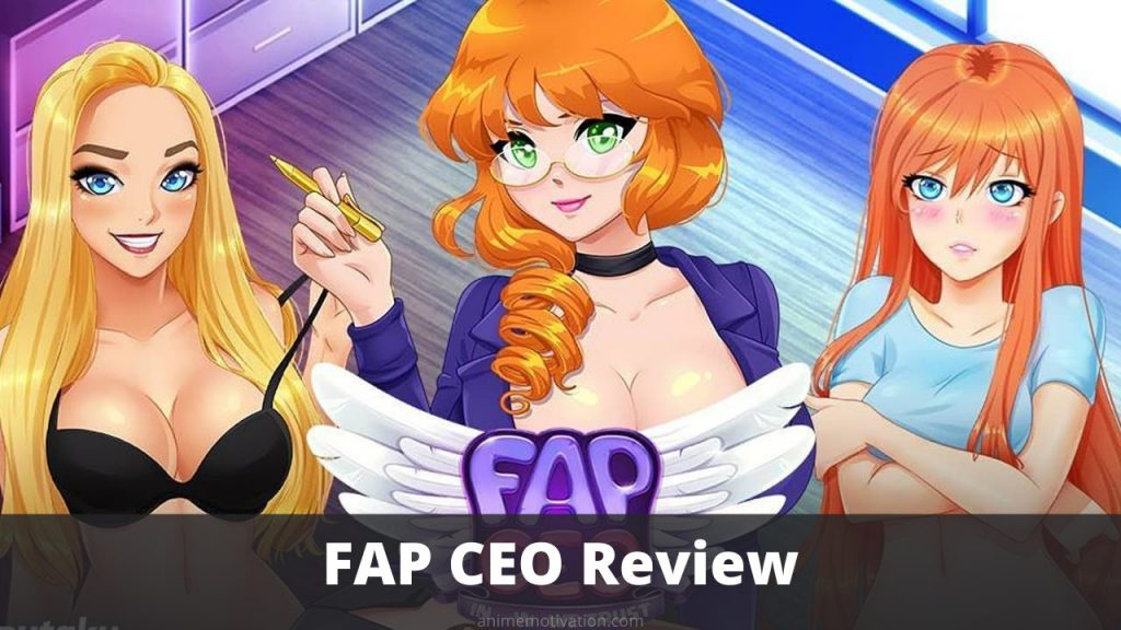 fap ceo hentai game review