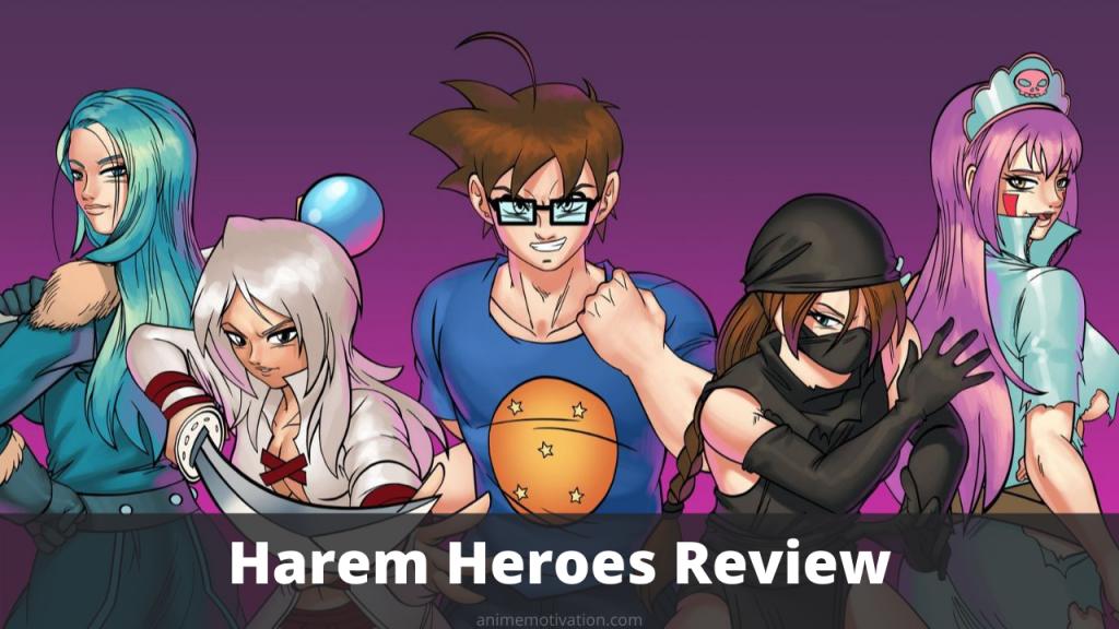 harem heroes hentai game review 1