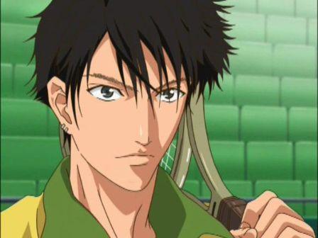 hikaru prince of tennis piercings