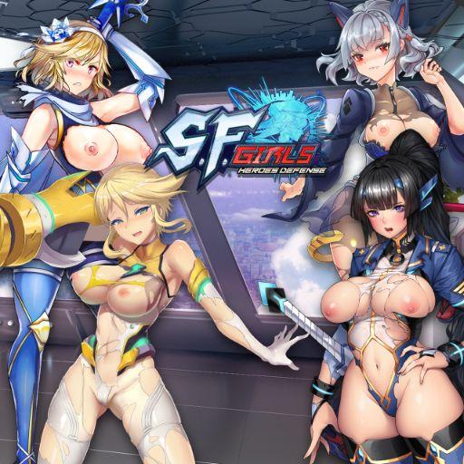 sf girls game cover nutaku
