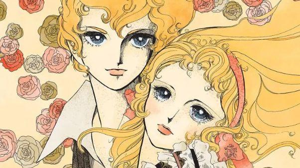 shojo style anime manga art