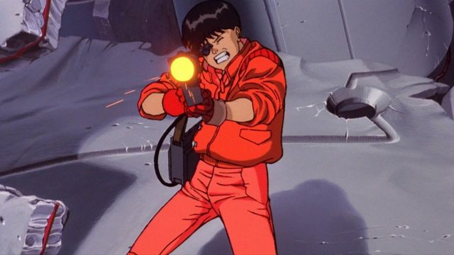 Akira anime classic