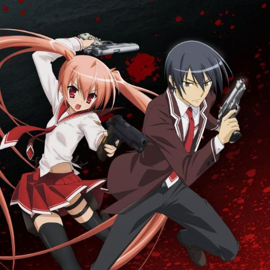 Aria the Scarlet Ammo duo 2