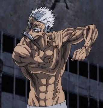Bang One Punch Man
