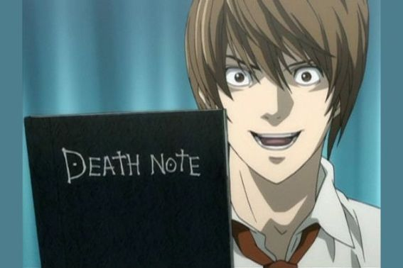 Death Note Death Note notepad