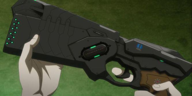 Dominator Psycho Pass gun