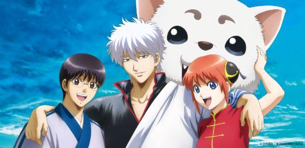 Gintama crew