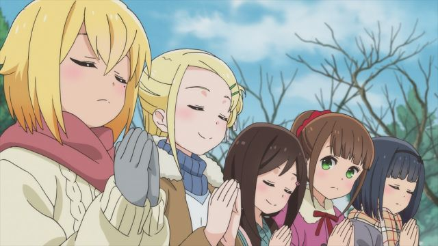 Hitoribocchi cute moments