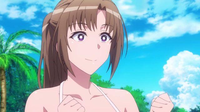 Mamako Oosuki beach body