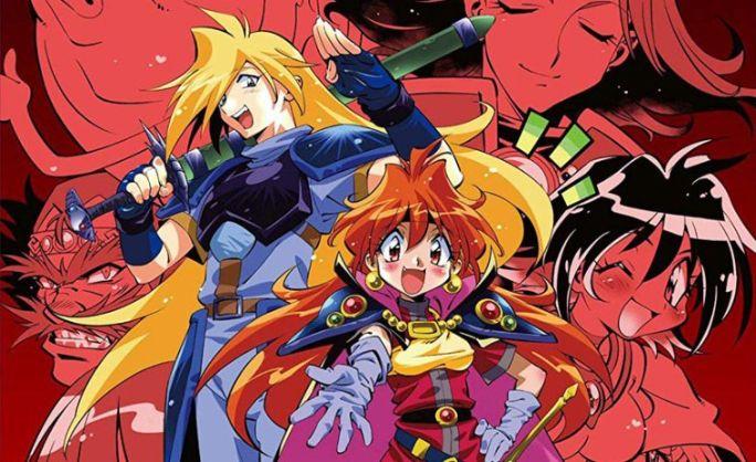 Slayers 30th anniversary anime