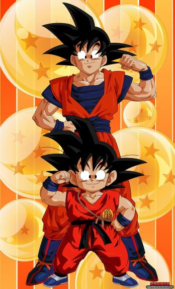 Son Goku Dragon BallSon Goku Dragon Ball 1