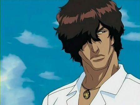 Yasutora Sado Bleach character human