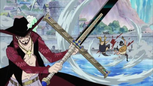 Yoru One Piece sword weapon