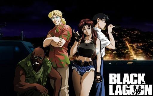 black lagoon cover dutch benny revy rock