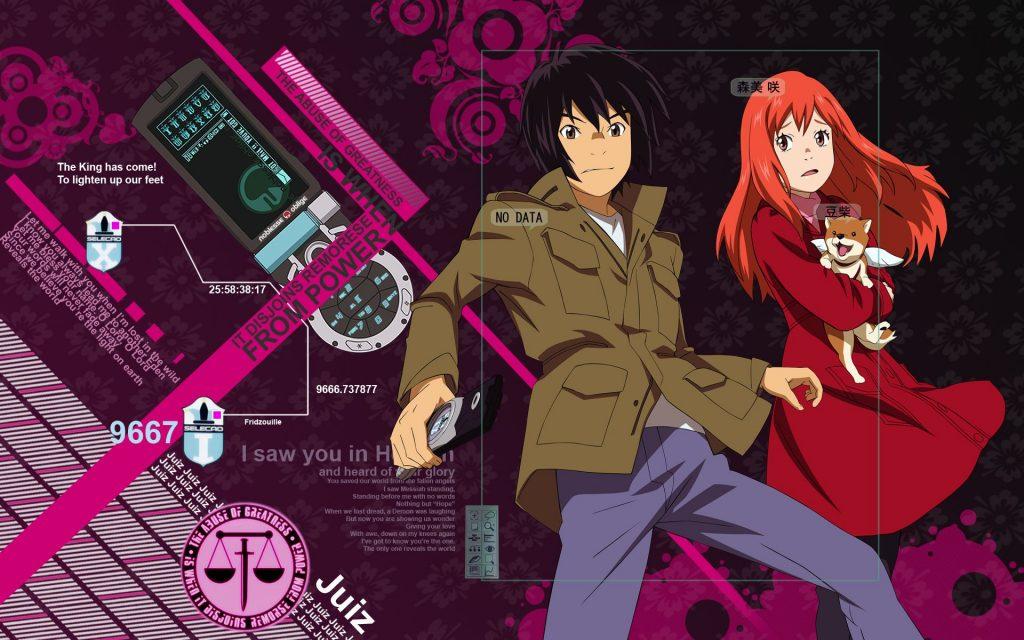 eden of the east anime wallpaper
