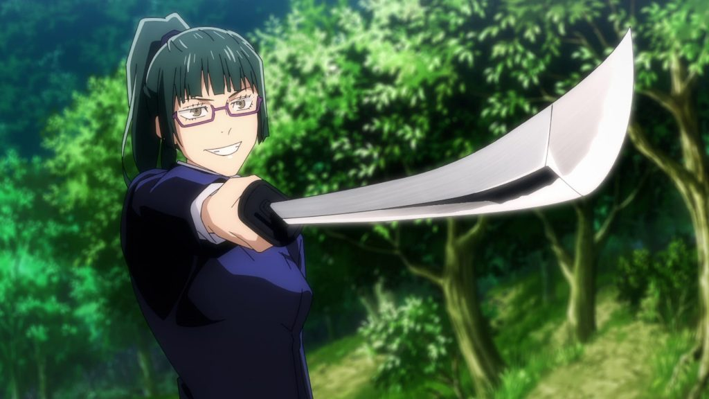 anime characters martial arts