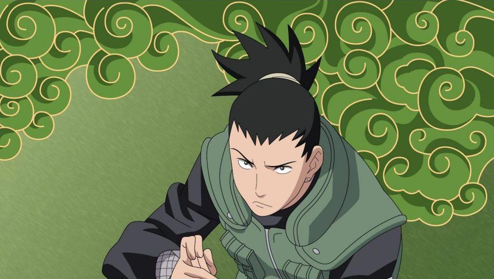 Nara Shikamaru Naruto Wallpaper