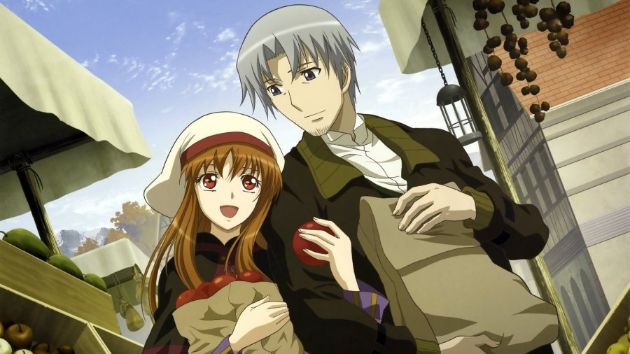 spice and wolf cute couple