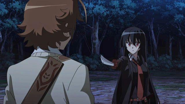 tatsumi vs akame episode 1