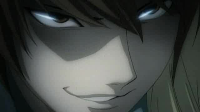 yagami eyes
