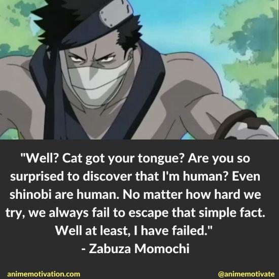 zabuza momochi quotes naruto 9