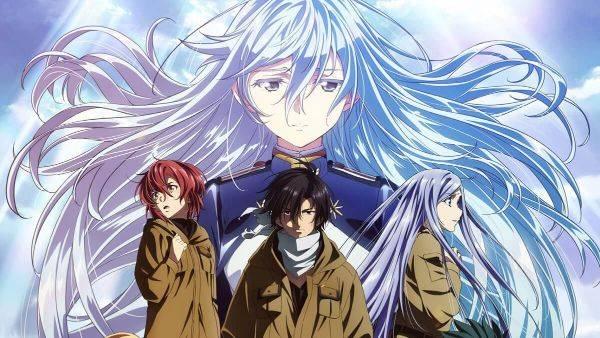 86 2nd Season anime